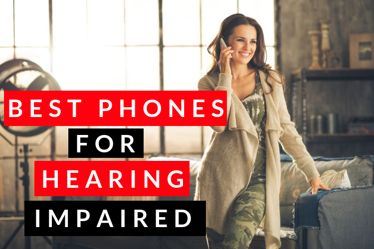best phones for hard of hearing reviews