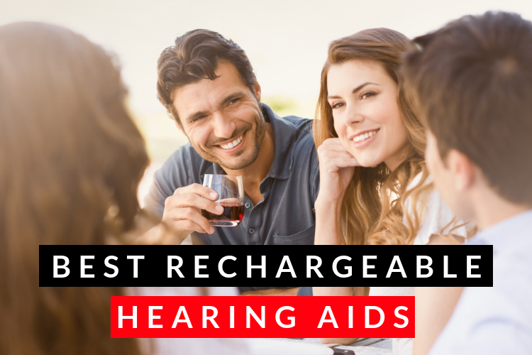 11 Best Rechargeable Hearing Aids Of 2019 Best Hearing